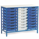 24 Shallow Tray Unit Static